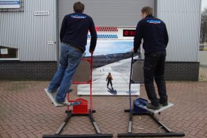 Winter ski simulator huren winter ski simulator mieten